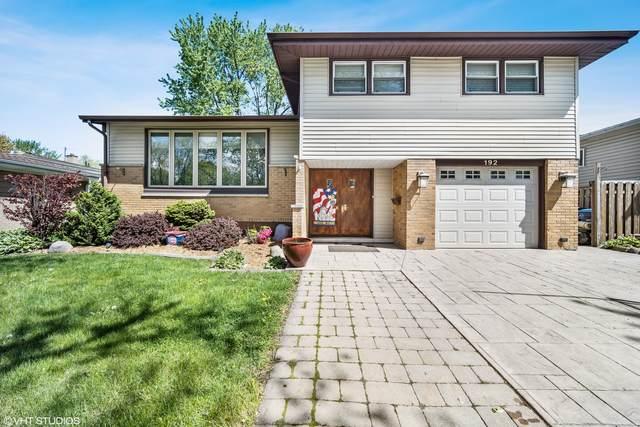 192 Dulles Road, Des Plaines, IL 60016 (MLS #11079054) :: Helen Oliveri Real Estate