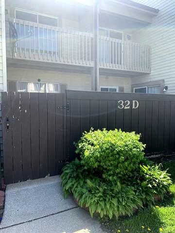 32D Fernwood Drive #32, Bolingbrook, IL 60440 (MLS #11079057) :: Littlefield Group