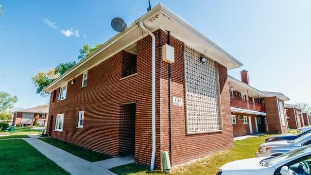 1115 Holiday Lane #10, Des Plaines, IL 60016 (MLS #11079069) :: Helen Oliveri Real Estate