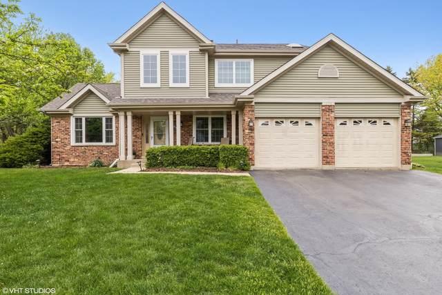 475 N Country Ridge Court, Lake Zurich, IL 60047 (MLS #11079080) :: Helen Oliveri Real Estate