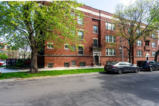 502 E 49th Street #203, Chicago, IL 60615 (MLS #11079101) :: Littlefield Group