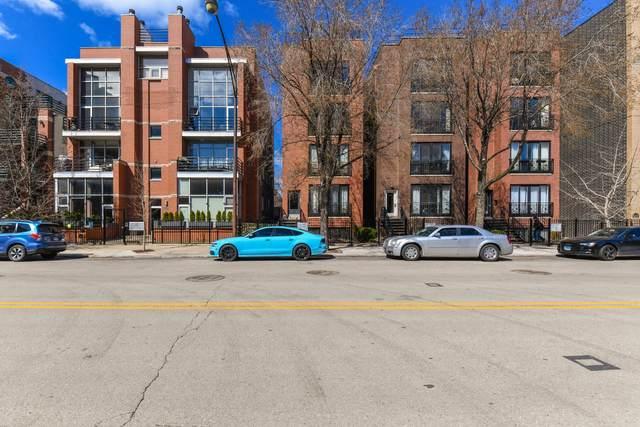 848 W Erie Street #1, Chicago, IL 60622 (MLS #11079131) :: O'Neil Property Group