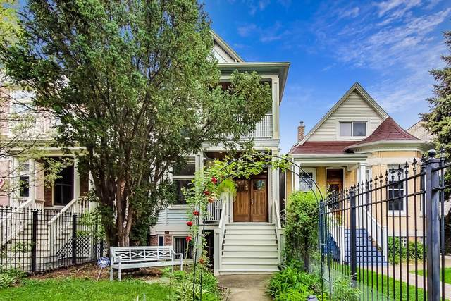 2651 W Logan Boulevard, Chicago, IL 60647 (MLS #11079182) :: Rossi and Taylor Realty Group