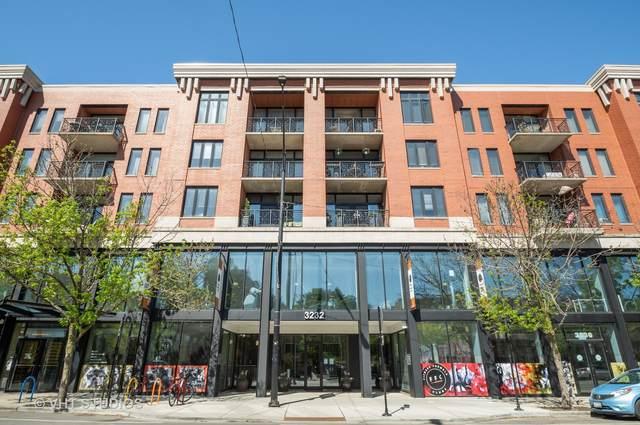 3232 N Halsted Street H408, Chicago, IL 60657 (MLS #11079235) :: Helen Oliveri Real Estate
