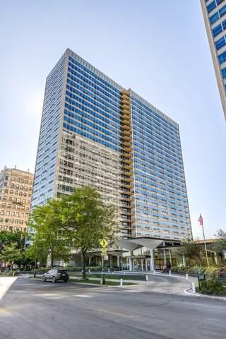 3550 N Lake Shore Drive #2419, Chicago, IL 60657 (MLS #11079246) :: Helen Oliveri Real Estate