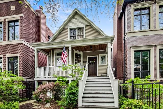 1935 W Fletcher Street, Chicago, IL 60657 (MLS #11079281) :: Littlefield Group