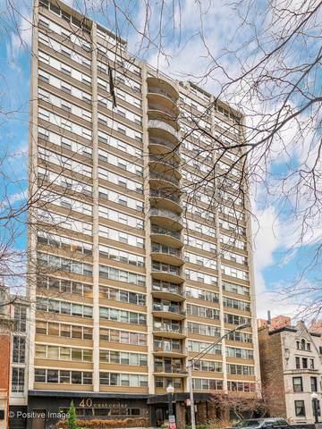 40 E Cedar Street 9D, Chicago, IL 60611 (MLS #11079308) :: Helen Oliveri Real Estate