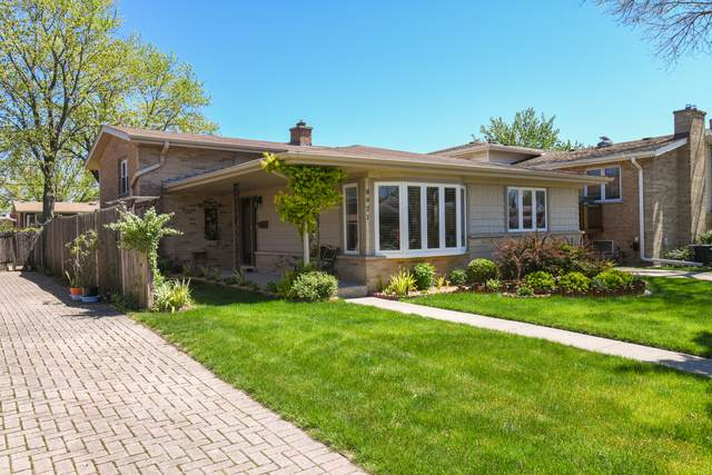 8921 Oak Park Avenue, Morton Grove, IL 60053 (MLS #11079332) :: Helen Oliveri Real Estate