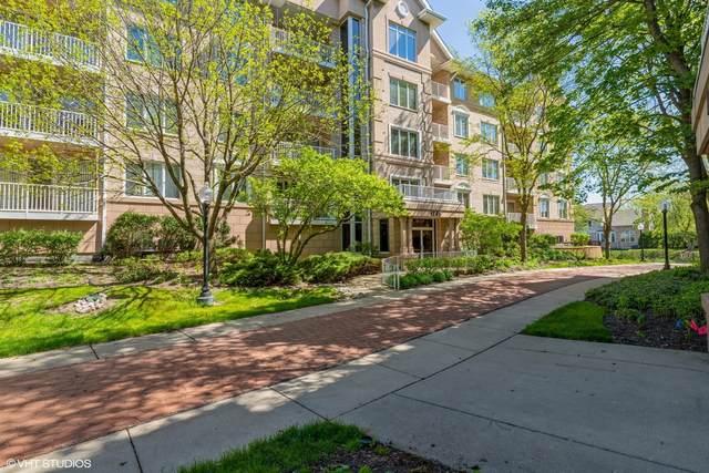 1745 Pavilion Way #403, Park Ridge, IL 60068 (MLS #11079350) :: Littlefield Group