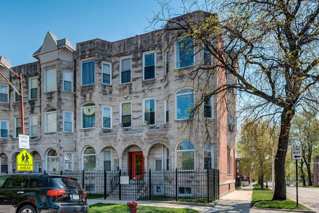 6559 S University Avenue #205, Chicago, IL 60637 (MLS #11079361) :: Carolyn and Hillary Homes