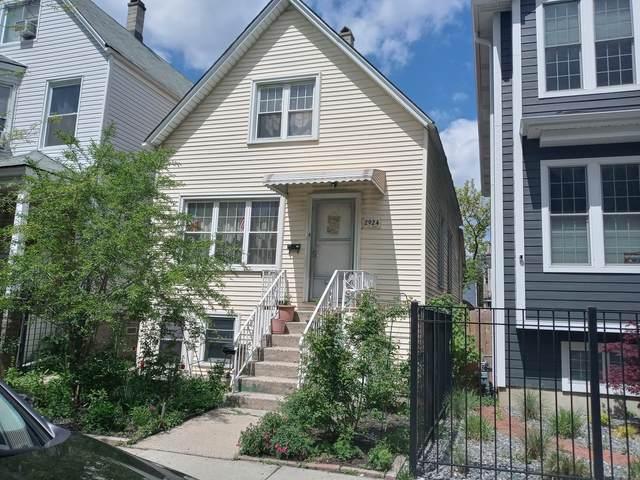 2924 N Wisner Avenue, Chicago, IL 60618 (MLS #11079394) :: BN Homes Group
