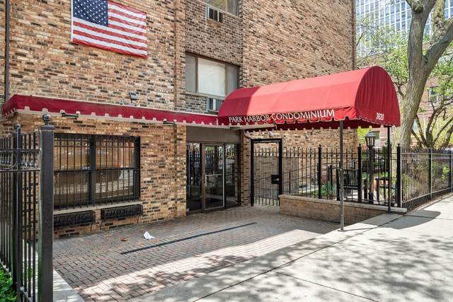 611 W Patterson Avenue #308, Chicago, IL 60613 (MLS #11079408) :: Helen Oliveri Real Estate
