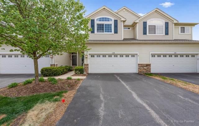143 Durango Drive, Gilberts, IL 60136 (MLS #11079453) :: O'Neil Property Group