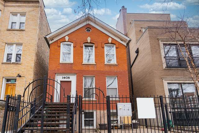 1408 W Ohio Street, Chicago, IL 60642 (MLS #11079461) :: Helen Oliveri Real Estate