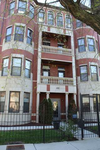 4921 S King Drive 4S, Chicago, IL 60615 (MLS #11079510) :: Littlefield Group