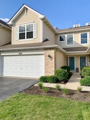 1691 S Candlestick Way 332-, Waukegan, IL 60085 (MLS #11079532) :: O'Neil Property Group