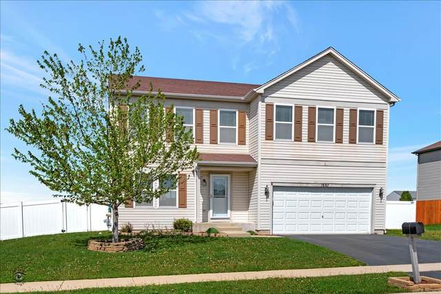 1687 Arbor Drive, Bourbonnais, IL 60914 (MLS #11079534) :: Carolyn and Hillary Homes
