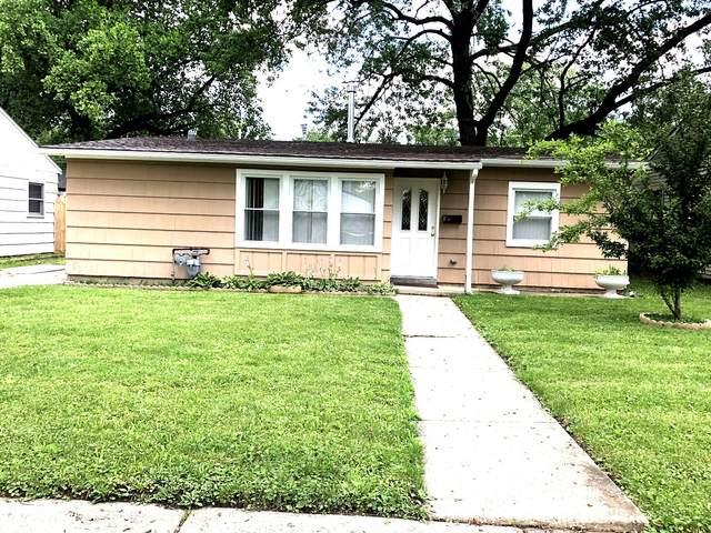 16817 Artesian Avenue, Hazel Crest, IL 60429 (MLS #11079555) :: Carolyn and Hillary Homes