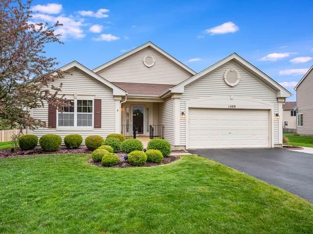 1088 Birchwood Drive, Pingree Grove, IL 60140 (MLS #11079560) :: O'Neil Property Group