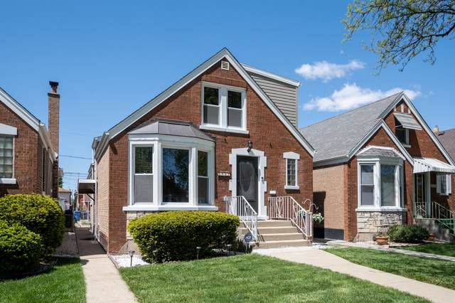 6042 S Kilbourn Avenue, Chicago, IL 60629 (MLS #11079562) :: Littlefield Group