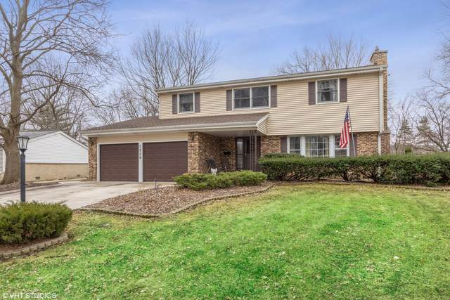 1529 E Rosehill Drive, Arlington Heights, IL 60004 (MLS #11079591) :: Helen Oliveri Real Estate