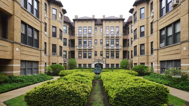 1327 W Lunt Avenue 1B, Chicago, IL 60626 (MLS #11079598) :: Helen Oliveri Real Estate