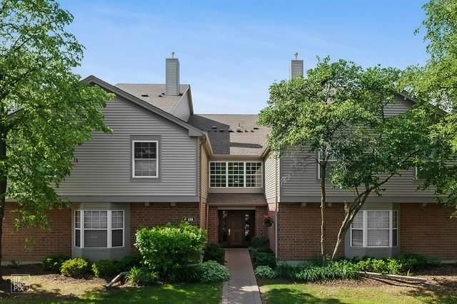 131 Crest Wood Court #3, Schaumburg, IL 60195 (MLS #11079605) :: BN Homes Group
