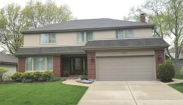 2810 N Patton Avenue, Arlington Heights, IL 60004 (MLS #11079606) :: Helen Oliveri Real Estate