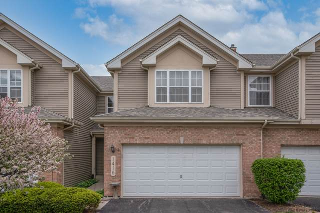 1416 Quincy Bridge Court, Bartlett, IL 60103 (MLS #11079614) :: Rossi and Taylor Realty Group