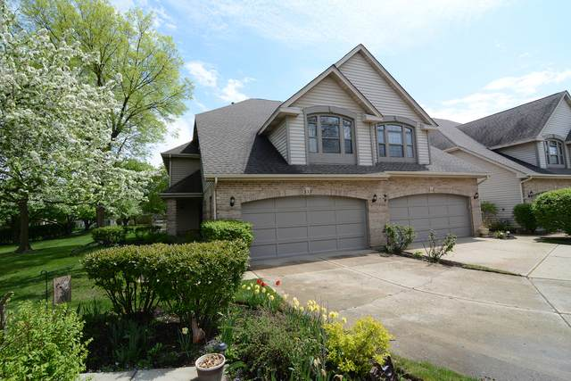 337 Club House Drive, Bloomingdale, IL 60108 (MLS #11079619) :: Rossi and Taylor Realty Group