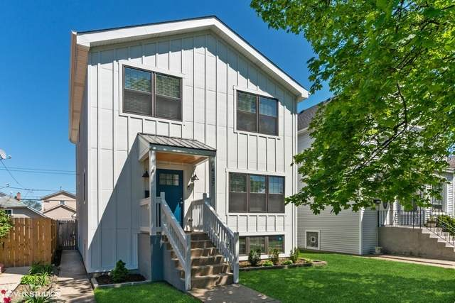 4137 N Melvina Avenue, Chicago, IL 60634 (MLS #11079636) :: Littlefield Group