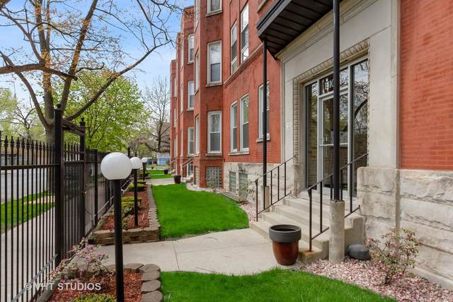 1412 E 73rd Street #2, Chicago, IL 60619 (MLS #11079642) :: Janet Jurich