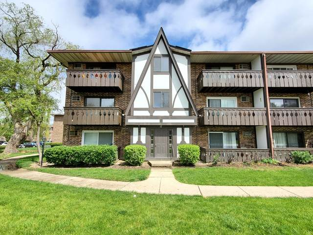 17 Crestview Lane #1, Vernon Hills, IL 60061 (MLS #11079646) :: Helen Oliveri Real Estate