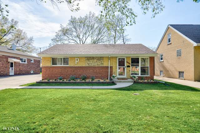 1438 Maple Avenue, La Grange Park, IL 60526 (MLS #11079650) :: Helen Oliveri Real Estate
