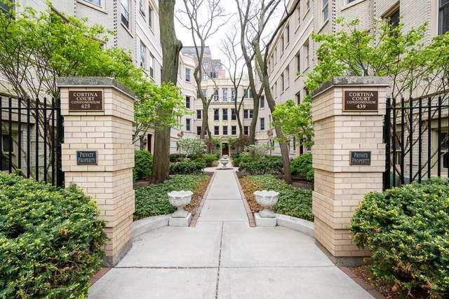 435 W Aldine Avenue #17, Chicago, IL 60657 (MLS #11079693) :: Helen Oliveri Real Estate