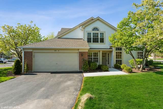 331 Ashford Circle #4, Bartlett, IL 60103 (MLS #11079708) :: Suburban Life Realty