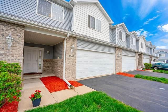 1863 Waters Edge Drive, Minooka, IL 60447 (MLS #11079723) :: Ani Real Estate