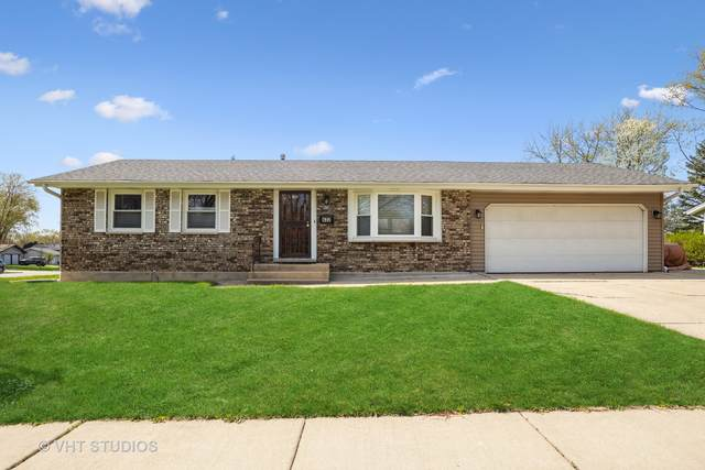 432 Andrew Lane, Schaumburg, IL 60193 (MLS #11079724) :: Helen Oliveri Real Estate