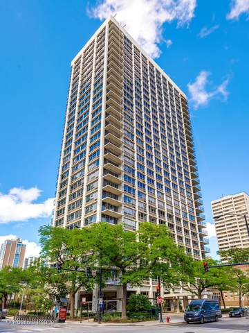 88 W Schiller Street 2208L, Chicago, IL 60610 (MLS #11079795) :: Helen Oliveri Real Estate
