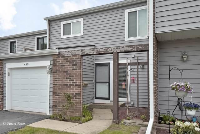 459 Hickory Drive, Wheeling, IL 60090 (MLS #11079797) :: Helen Oliveri Real Estate