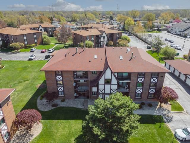 10531 S Roberts Road S 2B, Palos Hills, IL 60465 (MLS #11079799) :: Helen Oliveri Real Estate