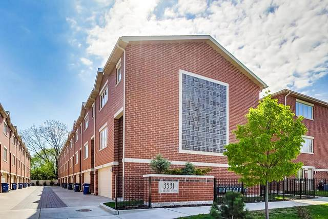 3531 S Maplewood Avenue #7, Chicago, IL 60638 (MLS #11079807) :: Helen Oliveri Real Estate