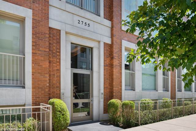 2755 N Lakewood Avenue 2N, Chicago, IL 60614 (MLS #11079810) :: Suburban Life Realty