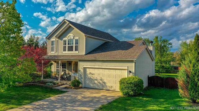 1916 Prairie Ridge Court, Plainfield, IL 60586 (MLS #11079821) :: The Spaniak Team