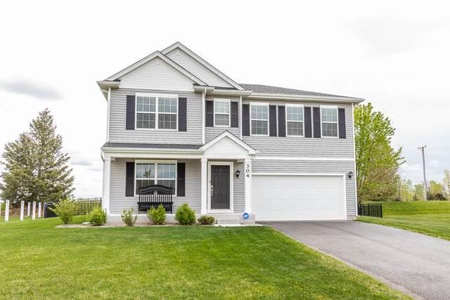 304 Palomino Drive, Plano, IL 60545 (MLS #11079827) :: Helen Oliveri Real Estate