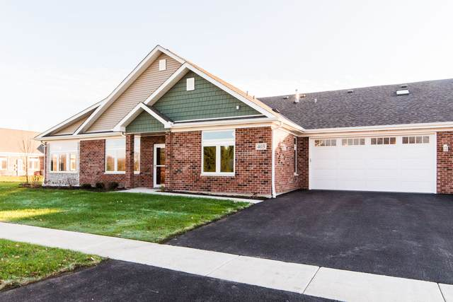 435 Stearn Drive #435, Genoa, IL 60135 (MLS #11079843) :: The Wexler Group at Keller Williams Preferred Realty