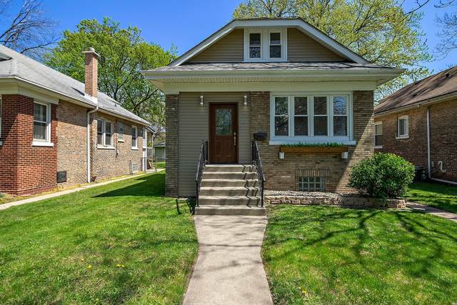 8549 S Vernon Avenue, Chicago, IL 60619 (MLS #11079844) :: Helen Oliveri Real Estate