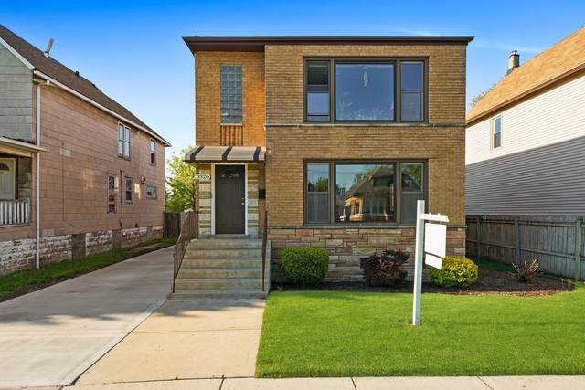 3326 W 60th Street, Chicago, IL 60629 (MLS #11079867) :: Helen Oliveri Real Estate