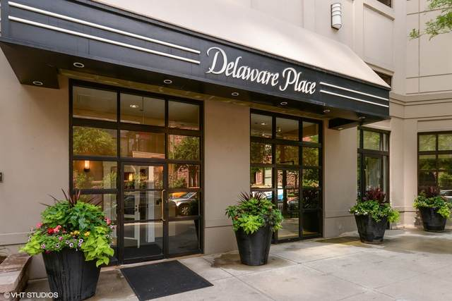 33 W Delaware Place 11H, Chicago, IL 60610 (MLS #11079889) :: The Spaniak Team