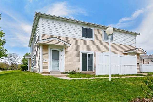 1460 Cornell Terrace 38D, Hoffman Estates, IL 60169 (MLS #11079920) :: Littlefield Group